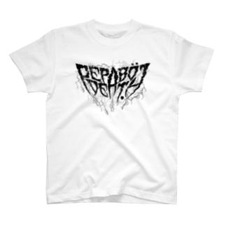 PEPABO DEATH - Lightning- T-shirts
