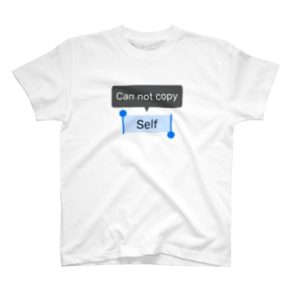 Can not copy T-shirts