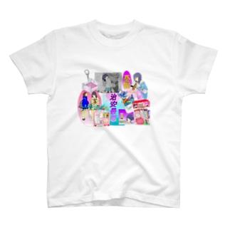 集合 T-shirts