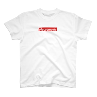 Supreme風 Neuromusicグッズ T-shirts