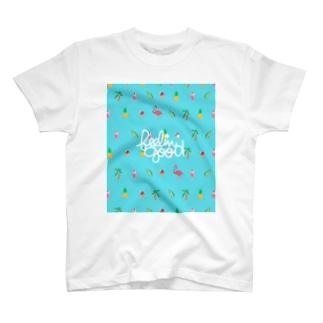 feelin' good 01 T-shirts