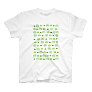 ピスタチオ T-shirts