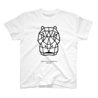 kaba head w T-shirts
