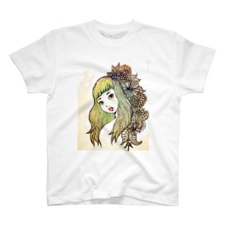 がーるず(ロ) T-shirts