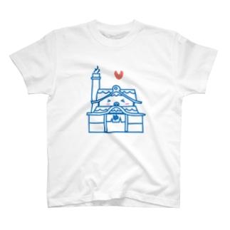 銭湯boy T-shirts