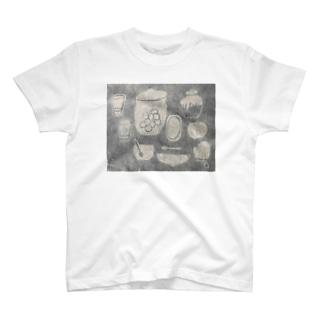 たのしい台所。 T-shirts