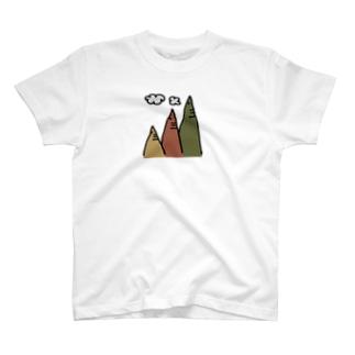 ZENZERON054(山1) T-shirts