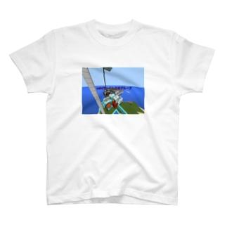 牛サーバー T-shirts