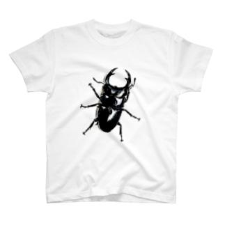 オオクワガタくん T-shirts