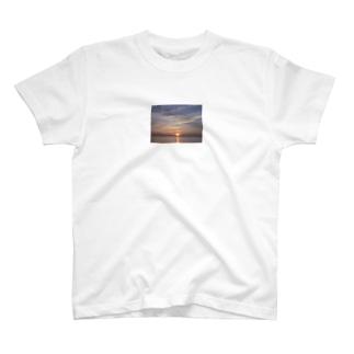 夕焼け T-Shirt