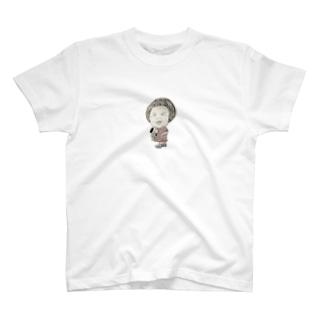 aaaaaiの女の子☺︎2 T-shirts