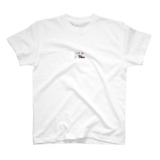 okuda_is_100yenのじんせいあきらめうさぎ T-shirts