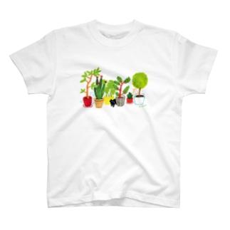 shokubutsu T-shirts