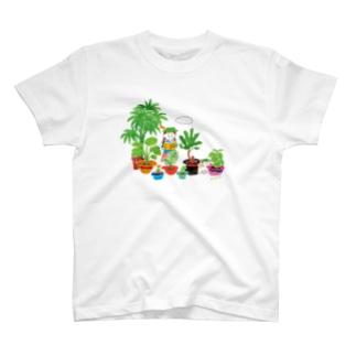 Shokubutsu2 T-shirts