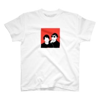 株式会社ドズルのドズぼんTシャツ T-shirts