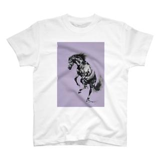 ムスタング T-shirts