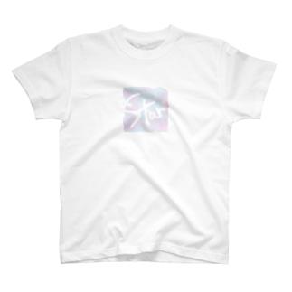 STARロゴ宇宙デザイン T-shirts