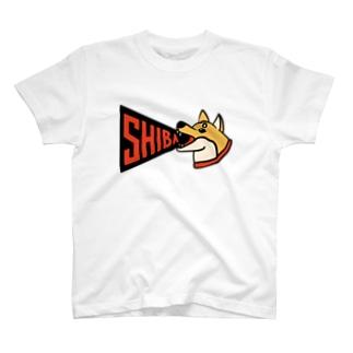 semioticaのアバンギャルドな柴犬 T-shirts