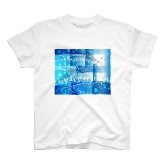 恵みの雨音 T-shirts