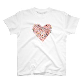 ....ハート.... T-shirts