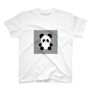 おパンダ T-shirts