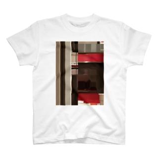 SZUKIのマルゲリッチした T-shirts