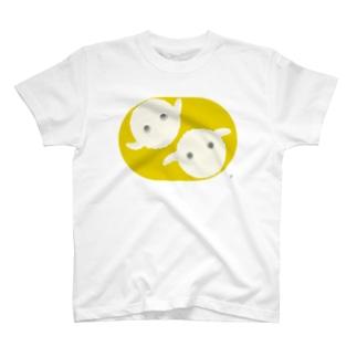 ふたごひつじ T-shirts