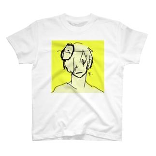 シンプルるきさん T-shirts