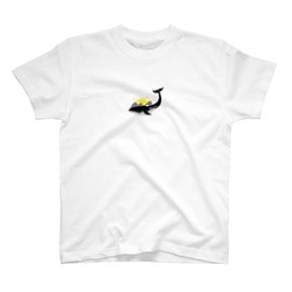 くじらさん T-shirts