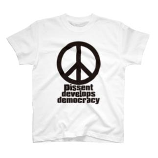 Peace_Symbol T-shirts