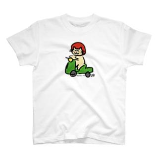 バイクねこ BK-T2 / MotoGP2 T-Shirt