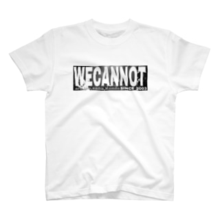 WE CAN グッズ T-shirts