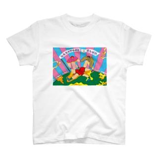 なかよしくらぶ T-shirts