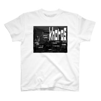 コロスというバンドのTシャツ T-shirts