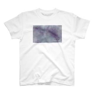 moppyの淡いイメージでふわっとしたイメージで... T-shirts
