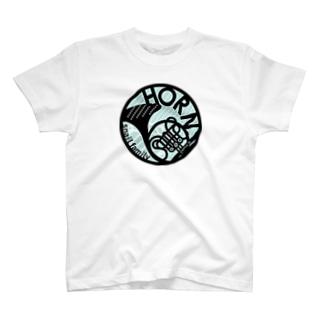Horn T-shirts