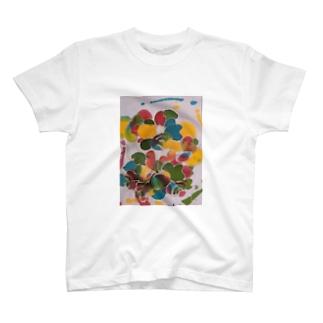 イキリキナコの『愛憎』 T-shirts