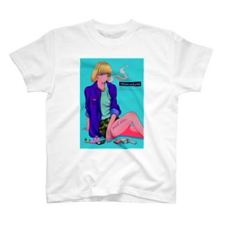 CIELOの煙 T-shirts