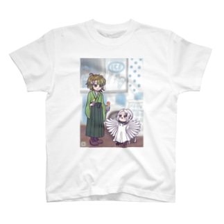 アイスクリームワゴン T-shirts