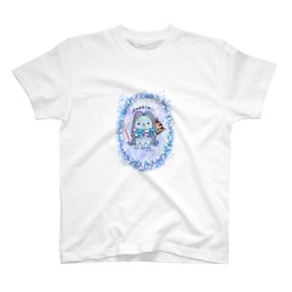 のほほんアマビエちゃん T-shirts