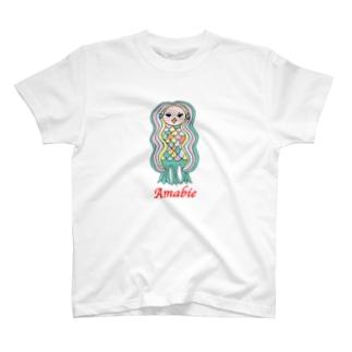 アマビエらぶりー T-shirts