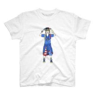 ゲーム機 T-shirts