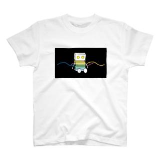 イラレ第5話 T-shirts