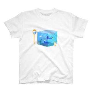 夏のテレポーテーション T-shirts