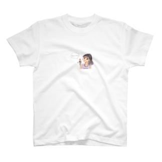 ひよこ工房の一口ちょーだい!! T-shirts