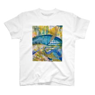 niwa 実T T-shirts