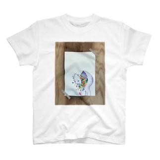 1+a (しこうくん) 実T T-shirts