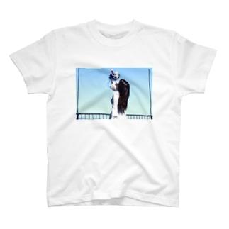 接吻 T-shirts