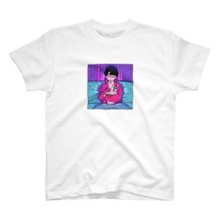 サングラスの彼 T-shirts