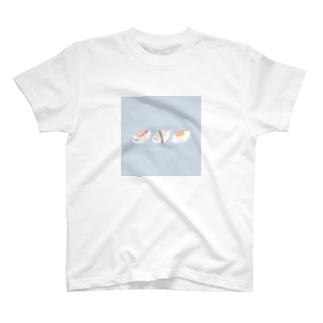 おすしなやつら T-shirts